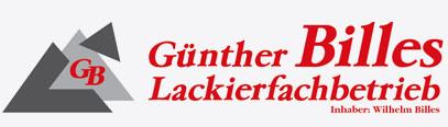 Günther Billes Lackierfachbetrieb